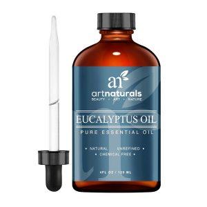 Art Naturals Eucalyptus Essential Oil Therapeutic Grade 100% Pure and Natural Oils