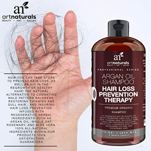 shampoo for hair loss Kansas City