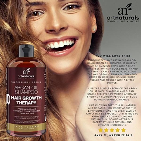 Art Naturals Hair Growth Shampoo Reviews