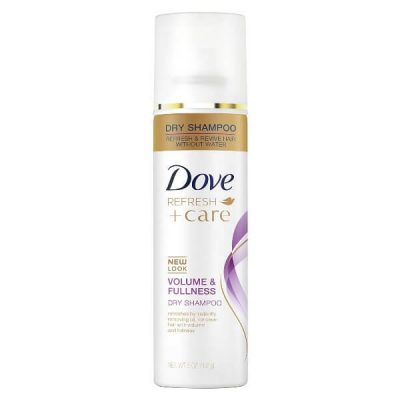 Dove Refresh + Care Volume and Fullness Dry Shampoo, 5 oz.