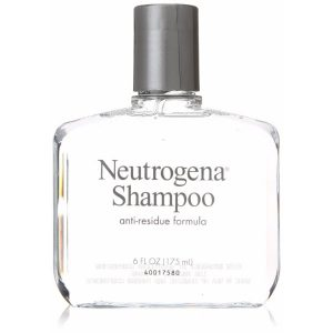 Neutrogena Anti-Residue Shampoo 6 Fl. oz.; Makes Regular Shampoo Work Better; Removes Oil and Residue Buildup
