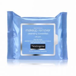 Neutrogena Make-up Remover Cleansing Towelettes Removes 99.3% of Makeup Including Waterproof Mascara; Clean Skin Even On the Go