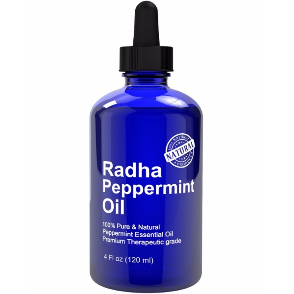 Benefits Of Peppermint Oil For Natural Hair