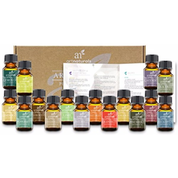 Are Art Naturals Essential Oils Used In A Diffuser
