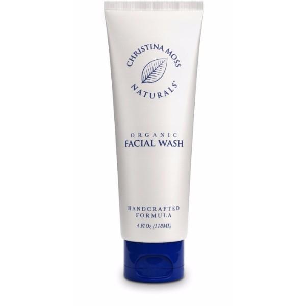 Christina Moss Organic Natural Face Cleanser