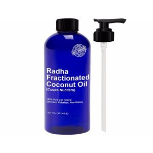 Radha Beauty - Pure Fractionated Coconut Oil