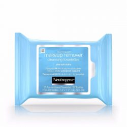 Neutrogena Makeup Remover Cleansing Towelettes, Removes Makeup Even Waterproof Mascara, Dermatologist Tested, Removes 99.3% of Makeup, Gentle on Skin