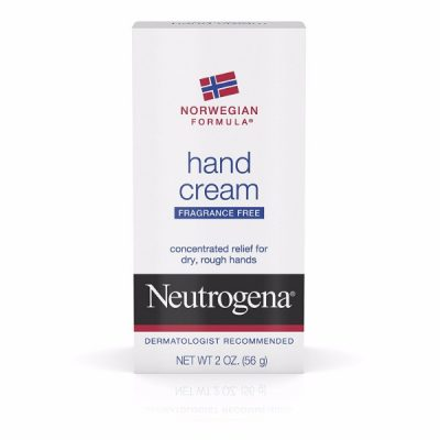 Neutrogena Norwegian Formula Hand Cream Fragrance Free; Relieves Dry Skin; Leaves Hands Softer and Smoother