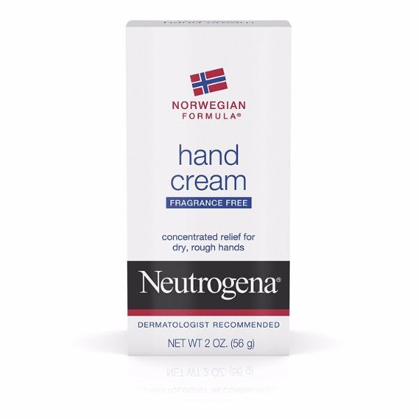 MOC   Neutrogena Norwegian Formula Hand Cream Fragrance-Free