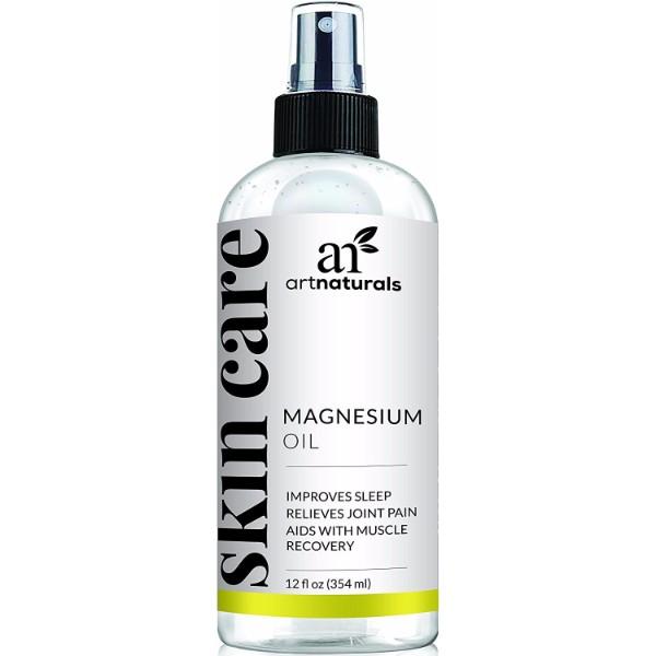 Magnesium oil sore muscles