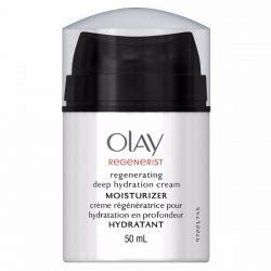 Olay Regenerist Advanced Anti-Aging Deep Hydration Regenerating Cream Moisturizer; With Amino-Peptide Plus B3 Complex