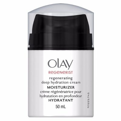 Olay Regenerist Advanced Anti-Aging Deep Hydration Regenerating Cream Moisturizer; With Amino-Peptide Plus B3 Complex