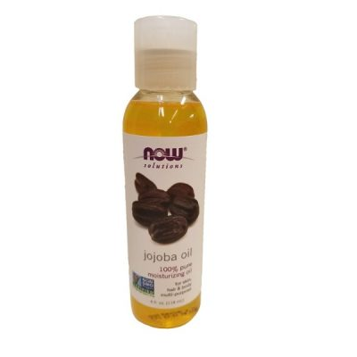 NOW Foods Organic Jojoba Oil; Conditions Skin Deeply; Leaves Hair Soft and Silky