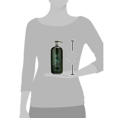 Paul Mitchell Tea Tree Special Shampoo; Cleanses Hair and Scalp; Leaves Hair Smelling Fresh