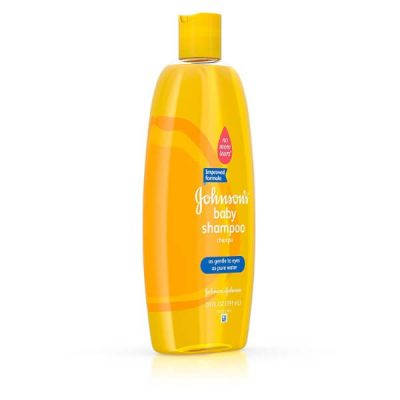 Johnson's Baby Tear Free Shampoo; Hypoallergenic Shampoo; Cleanses Instantly and Rinses Easily