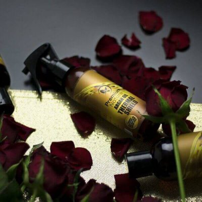 Premium Nature Argan Oil Hair Protector Spray; Thermal Heat Protector; Prevents Dryness, Breakage and Split Ends